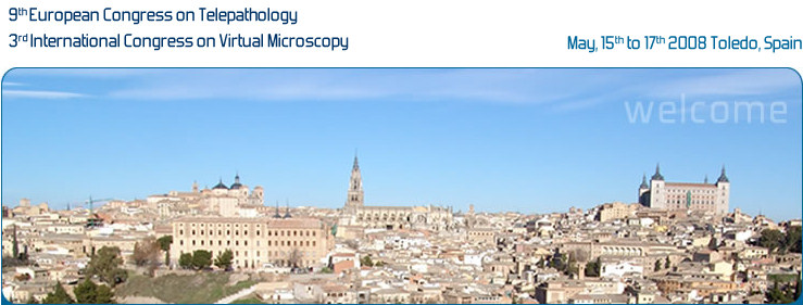 9th European Congress on Telepathology and 3rd International Congress on Virtual Microscopy